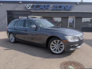 Used 2014 BMW 3 Series 328I XDRIVE TOURING WAGON for sale in Calgary, AB