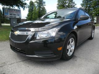 Used 2013 Chevrolet Cruze LT Turbo