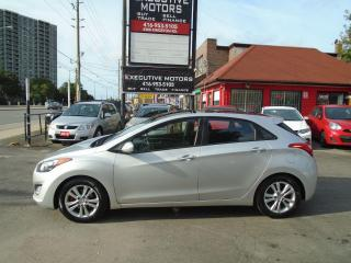 Used 2013 Hyundai Elantra GT GLS/ MINT / LOW KM / GT / PANO ROOF / HEATED SEATS for sale in Scarborough, ON