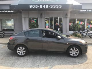 Used 2010 Mazda MAZDA3 GX for sale in Mississauga, ON