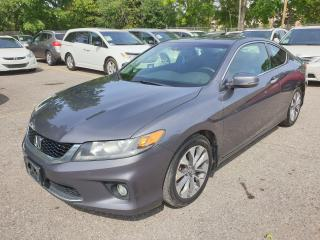 Used 2013 Honda Accord EX-L W/NAVI for sale in Brampton, ON