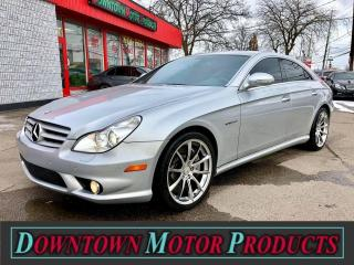 Used 2008 Mercedes-Benz CLS-Class 63 AMG for sale in London, ON