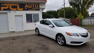 Used 2014 Acura ILX Tech Pkg for sale in Edmonton, AB