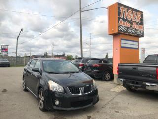 Used 2009 Pontiac Vibe GT**ALLOYS**ROOF**(MATRIX)**FULLY POWER**AS IS for sale in London, ON