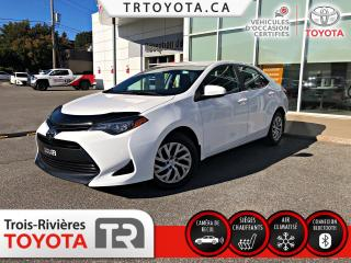 Used 2019 Toyota Corolla LE CVT for sale in Trois-Rivières, QC