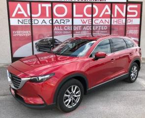 Used 2017 Mazda CX-9 GS-ALL CREDIT ACCEPTED for sale in Toronto, ON
