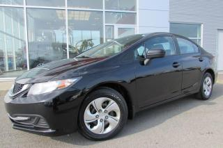 Used 2015 Honda Civic LX 4 portes, boîte automatique for sale in Montmagny, QC
