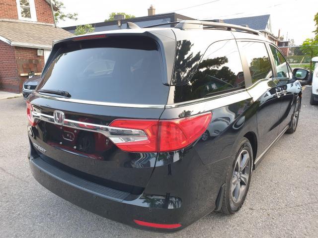 2018 Honda Odyssey EX-L NAVI Photo5