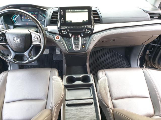 2018 Honda Odyssey EX-L NAVI Photo11