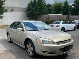 Used 2012 Chevrolet Impala LS for sale in Markham, ON