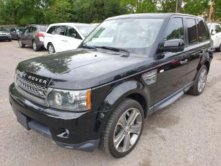 Used 2011 Land Rover Range Rover Sport SC for sale in Brampton, ON