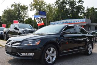 Used 2013 Volkswagen Passat COMFORTLINE for sale in Richmond Hill, ON