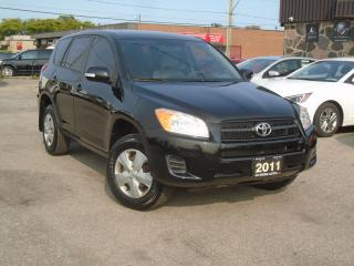 Used 2011 Toyota RAV4 AUTO SUV SAFETY PW PL PM A/C NO ACCIDENT for sale in Oakville, ON