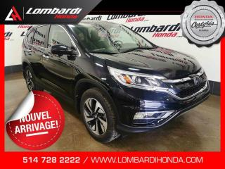 Used 2016 Honda CR-V TOURING|AWD|NAVI|CUIR|TOIT| for sale in Montréal, QC