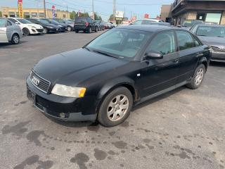 Used 2003 Audi A4 1.8T for sale in Hamilton, ON