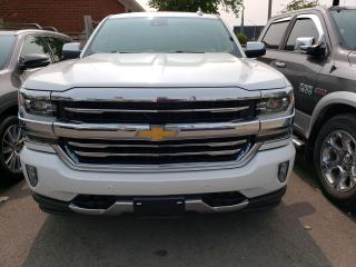 Used 2017 Chevrolet Silverado 1500 High Country*PWR STEPS*NAV*AIR COOLED SEATS* for sale in Hamilton, ON