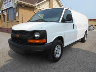 Used 2015 Chevrolet Express 2500HD Extended Cargo 155
