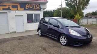 Used 2009 Honda Fit Sport for sale in Edmonton, AB