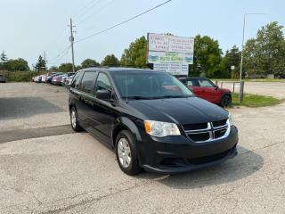 Used 2012 Dodge Grand Caravan SXT for sale in Komoka, ON