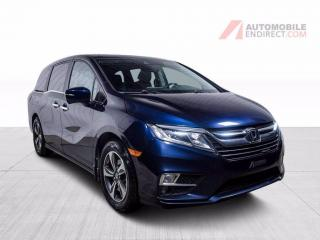 Used 2018 Honda Odyssey EX-L CUIR TOIT GPS 8 PASSAGERS for sale in St-Hubert, QC