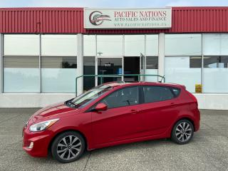 Used 2017 Hyundai Accent SE for sale in Campbell River, BC