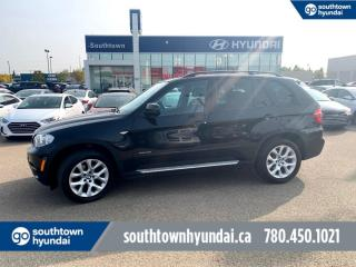 Used 2013 BMW X5 X5/LEATHER/NAVI/PANO ROOF for sale in Edmonton, AB