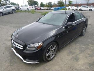 Used 2016 Mercedes-Benz C-Class C 300 for sale in Markham, ON