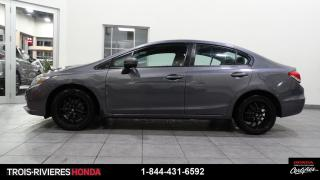 Used 2015 Honda Civic LX + GARANTIE 7/160 for sale in Trois-Rivières, QC
