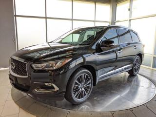 Used 2018 Infiniti QX60 TECHNOLOGY PKG for sale in Edmonton, AB