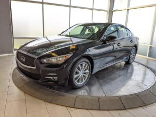 Used 2016 Infiniti Q50 2.0t Driver's Asst Pkg for sale in Edmonton, AB