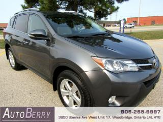 Used 2013 Toyota RAV4 XLE - AWD - Navi - B/up Cam for sale in Woodbridge, ON