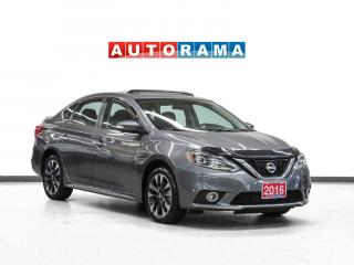 Used 2016 Nissan Sentra SR Sunroof Backup Camera Heated Seats for sale in Toronto, ON
