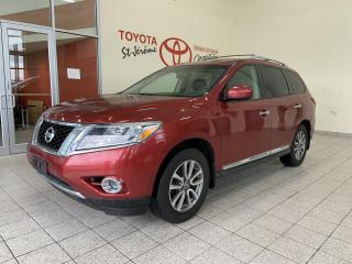 Used 2013 Nissan Pathfinder * AWD * SL * CUIR * MAGS * 7 PASSAGERS * for sale in Mirabel, QC
