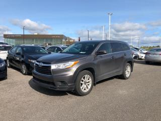 Used 2016 Toyota Highlander * AWD * V6 * 73 000 KM * CAMÉRA * 7 PASSAGERS for sale in Mirabel, QC