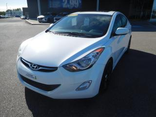 Used 2013 Hyundai Elantra 4dr Sdn Auto GLS,A/C,CRUISE,TOIT,BLUETOOTH for sale in Mirabel, QC