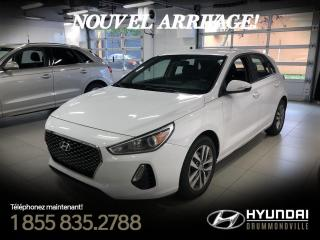 Used 2018 Hyundai Elantra GT GL + GARANTIE + CAMERA + CARPLAY + WOW ! for sale in Drummondville, QC