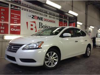Used 2015 Nissan Sentra SENTRA DÉMARREUR DISTANCE SUPER ÉQUIPÉ !! for sale in Blainville, QC