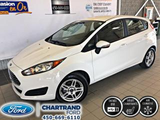 Used 2017 Ford Fiesta Hayon 5 portes SE for sale in Laval, QC