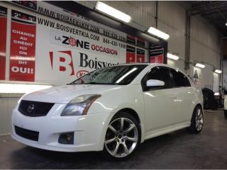 Used 2011 Nissan Sentra SENTRA SE-R Spec V GPS CAMÉRA TOIT OUVRANT MAG ! for sale in Blainville, QC