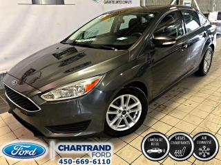 Used 2016 Ford Focus Berline SE 4 portes for sale in Laval, QC