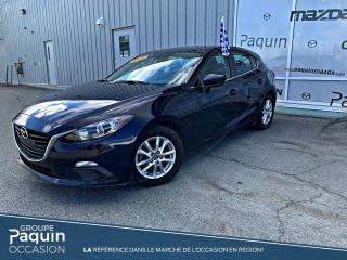 Used 2015 Mazda MAZDA3 GS UN PROPRIÉTAIRE! for sale in Rouyn-Noranda, QC