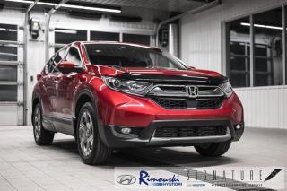 Used 2017 Honda CR-V EX AWD chez Rimouski Hyundai for sale in Rimouski, QC