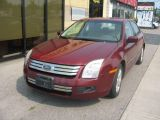 Photo of Maroon 2007 Ford Fusion