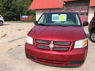 Used 2009 Dodge Grand Caravan SE for sale in Oro Medonte, ON