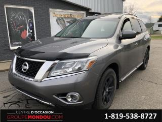 Used 2015 Nissan Pathfinder 4 RM 4 portes S for sale in St-Georges-de-Champlain, QC