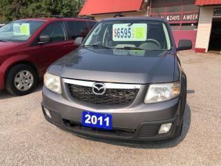 Used 2011 Mazda Tribute GX for sale in Oro Medonte, ON