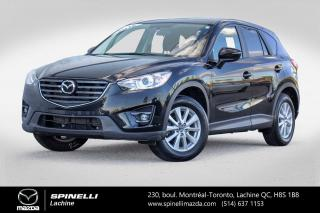 Used 2016 Mazda CX-5 GS AWD GPS Toit Ouvrant Sieges Chauffant Bluetooth Mazda CX-5 GS 2016 for sale in Lachine, QC