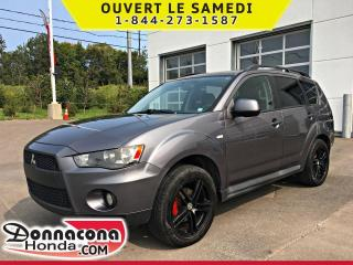 Used 2010 Mitsubishi Outlander ES *4 ROUES MOTRICES* for sale in Donnacona, QC