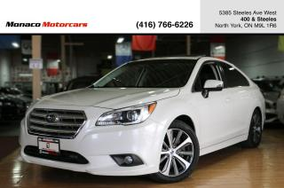 Used 2015 Subaru Legacy 3.6R AWD LIMITED - LEATHER|SUNROOF|BACKUP|HTD SEAT for sale in North York, ON
