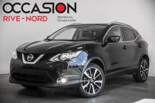 Used 2017 Nissan Qashqai SL AWD NAVI+CUIR+TOIT.OUVRANT for sale in Boisbriand, QC